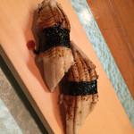 鮨・淡路 - あなごのお寿司