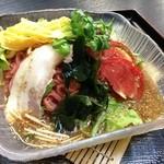 花ごよみ - 紅麹ゴマダレ冷麺 798円→ランパスvol.3提示で500円