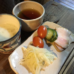 民宿 フィールドノート - 朝食!