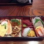 陣寿司 - ちらし寿司 松