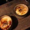民宿 フィールドノート - 料理写真:ティータイムのカスタードアイスのクレームブリュレ!