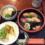陣寿司 - 寿司定食
