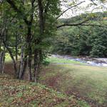 民宿 フィールドノート - キャンプ場の景色!