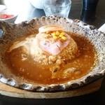じぇいあん - 料理写真:ガーリックライスカレー