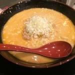 42369371 - 担担麺の大盛アップ【料理】