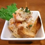 VERDE - マスタード風味のポテトサラダ