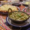 インド ペレス - 料理写真:チョイスナンディナーセットでチーズナン☆