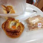 旧道ベーカリーdefi - 料理写真: