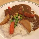 カサ・デューク - 野菜カレー