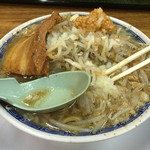 大笑軒 響 - 料理写真:ふじ麺