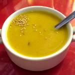 パナス - タリーランチセット(スープ)