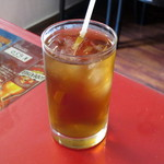 パナス - タリーランチセット(ウーロン茶)
