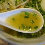 023 - 醤油 弐型・スープ