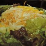 CoCo壱番屋 - ヤサイサラダ アップ