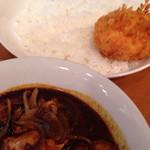 ジンコック - インドカレー(チキンと野菜)