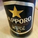 42383012 - ビールはキリンか札幌だけど札幌に行くからこれにした