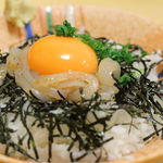 いけす料理磯太郎 - 烏賊丼