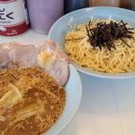 ラーメンショップ - 料理写真:チャーシューつけめん(中)