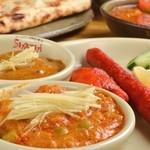 インド料理 シャティ - 料理写真: