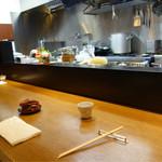 中国菜 火ノ鳥 - ■割烹店のようなカウンター席