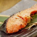 銀鮭粕漬け定食