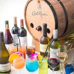 グラット シエル - ワインの他、焼酎各種、ウイスキーなど