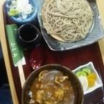 42386421 - カレー丼セット1200円