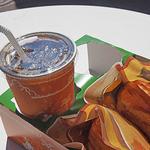 ペコスビル・カフェ - アイスコーヒー