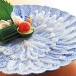 木曽路 - てっさ(大皿)(季節限定)