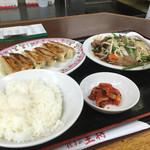 餃子の王将 桃谷店