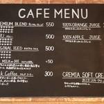 COFFEE STAND WAN - organicコーヒー、ジュース 300円〜