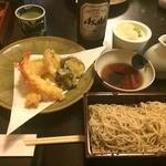 蕎麦 なか原 - 天ぷらそば