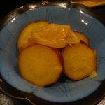 三番瀬 - さつまいものレモン煮