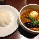 シャンティ - エッグと野菜 2015.9