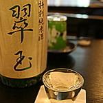 麦酒庵 - 日本酒の好みを言えば店主がセレクトしてくれるシステム(2015.Sep)