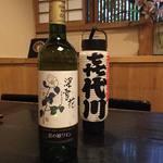 喜代川 - ドリンク写真:ワイン