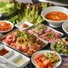 ヤキ肉マン - 料理写真:3000円コース