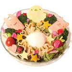 @ほぉ~むカフェ - うーちゃんとぴーくんと くーちゃんのなかよし ピクニックサラダ