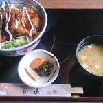 食事処・和嶋 - ソースカツ丼です!