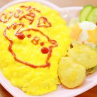 @ほぉ~むカフェ - ぴぴよぴよぴよ♪ ひよこさんライス