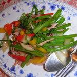 老上海 - 青菜炒め