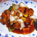 老上海 - 酢豚