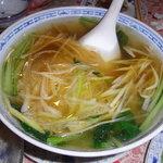 老上海 - ねぎラーメン
