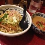 42400362 - 西京味噌坦々つけ麺(880円)