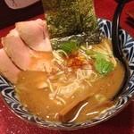 42400376 - 魚介醤油ラーメン(720円)