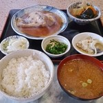 食宴和 - 料理写真:赤うお煮(ランチ)1,300円
