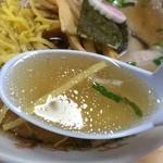 かわにし食堂 - スープ