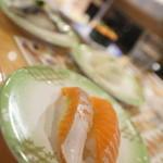 稚内 花いちもんめ - 料理写真:〆寿司