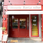 Patisserie Ravi,e relier - '15 9月中旬