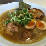 三代目ユタカ - あっさり特製煮干Soba